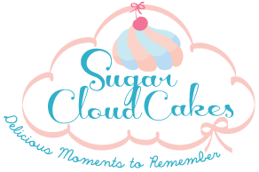 Sugar Cloud Cakes