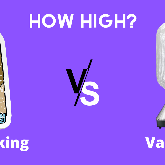 Smoked Vs Vaped: Which Gets You Higher?