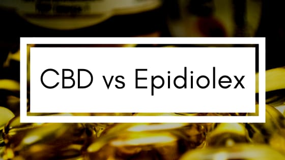 CBD Vs Epidiolex: What's the difference?