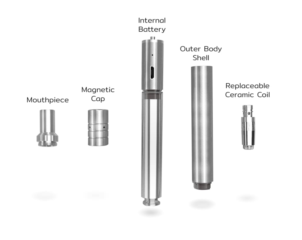 Terp Pen Concentrate Vaporiser
