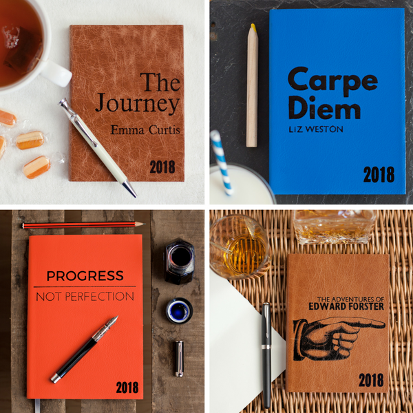May madness - could you make use of one of our 2018 diaries?