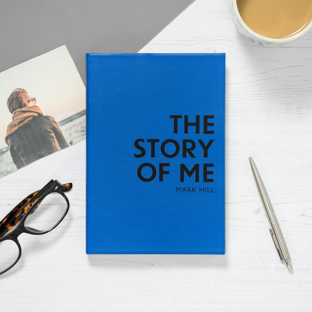 The Story Of Me - is it a christening gift or divorce celebration gift?
