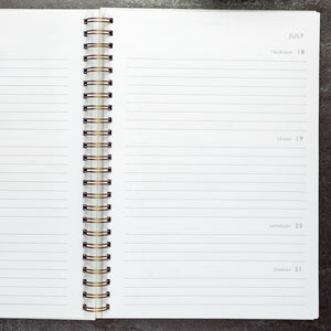 2020 diary, A5 weekly diary planner - the chaos controller with personalisation - and bears! - Hope House Press