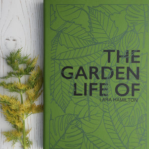 The Garden Life Of... - personalised notebook Notebooks / Journals- Hope House Press