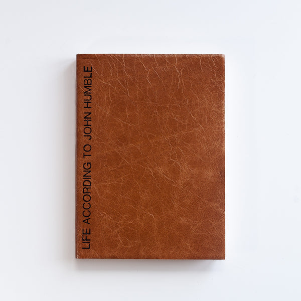 Sideline diary - 2017 personalised leather diary by Hope House Press