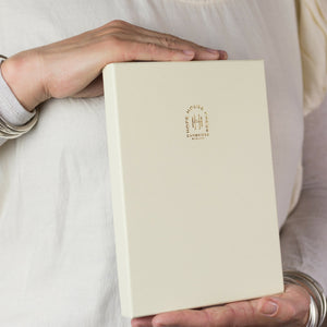 2020 diary - progress not perfection diary - luxury leather diary Diary / Journal- Hope House Press