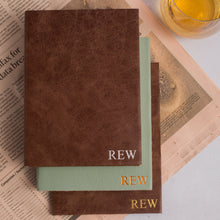 Personalised diary for 2020 with monogram foiling in gold, silver, rose gold or embossing Diary / Journal- Hope House Press