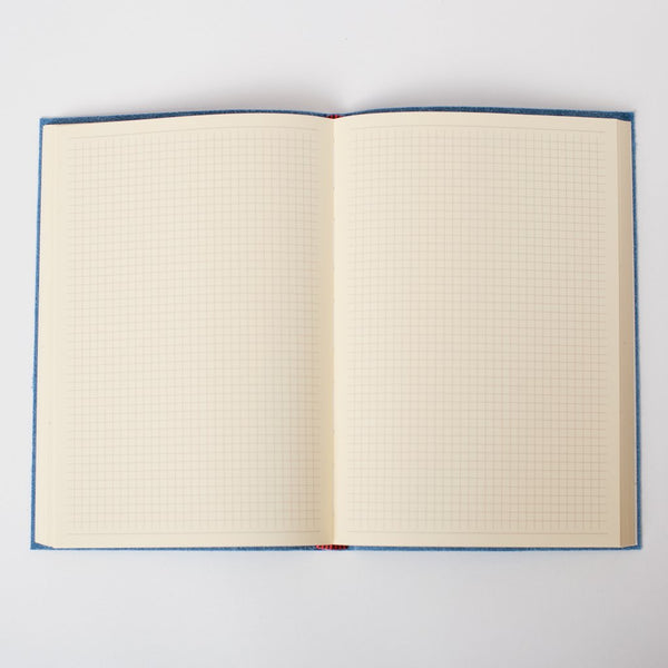 Binary code notebook - secret code notebook