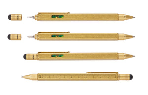 Perfect Christmas gift - multi purpose pen - aka the Troika construction pen Pen- Hope House Press