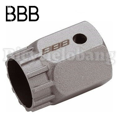 BBB LockPlug BTL-106S Cassette Remover for Shimano - without Guide Pin