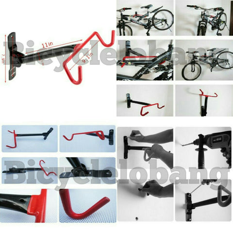 Bicycle Wall Hanger Mount