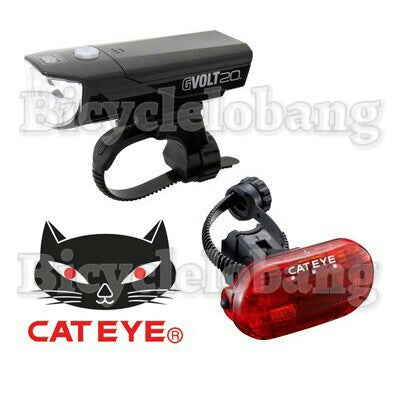 Cat Eye GVolt20 - Omni 3 G Set HL-EL350G + TL-LD135G