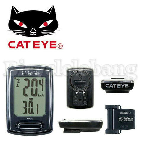 Cateye Velo Wireless Plus VT235W Cycling Computer