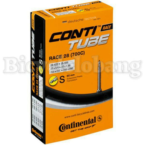 Continental 700C 20-25c 60mm Presta Quality Road Inner Tube
