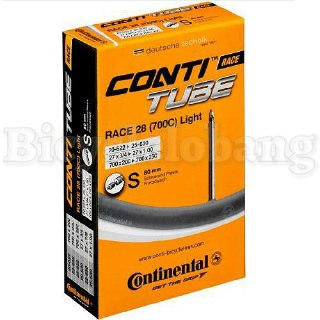 Continental 700C 20-25c 80mm Presta Quality Road Inner Tube