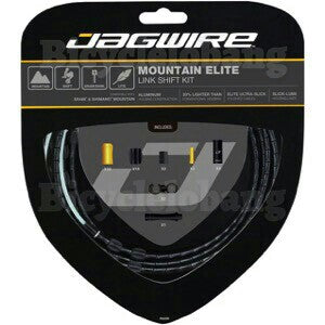 Jagwire Mountain Elite Link Shift Cable Set
