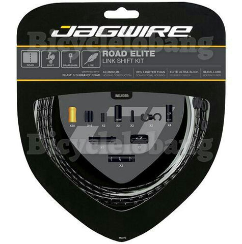 Jagwire Road Elite Link Shift Set
