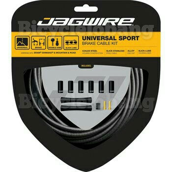 Jagwire Universal Sport Braking Cable Set