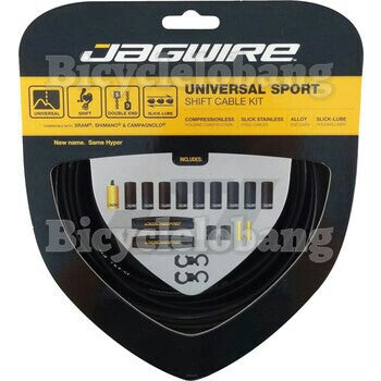 Jagwire Universal Sport Shifting Cable Set