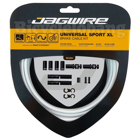 Jagwire Universal Sport XL Brake Cable Set