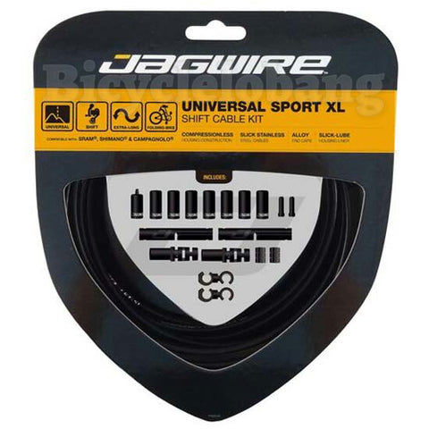 Jagwire Universal Sport XL Shift Cable Kit