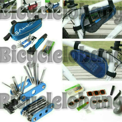 Bike Repair Tools Kit Set
