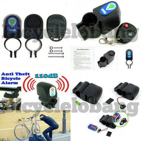 Security Alarm Wireless with Remote Control