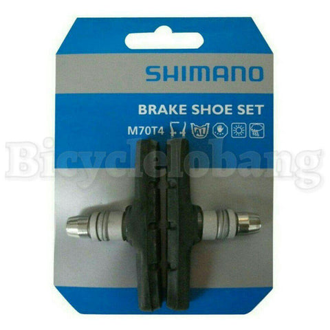 Shimano M70T4 Brake Pad Shoes