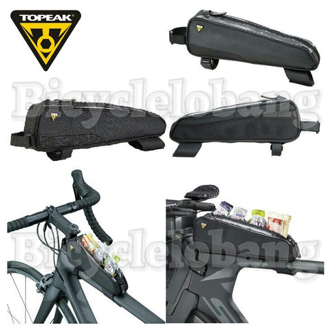 Topeak Fastfuel TriBag Large Top Tube Bag