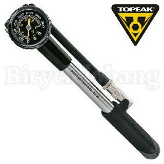 Topeak Pocket Shock DXG Pump with Gauge