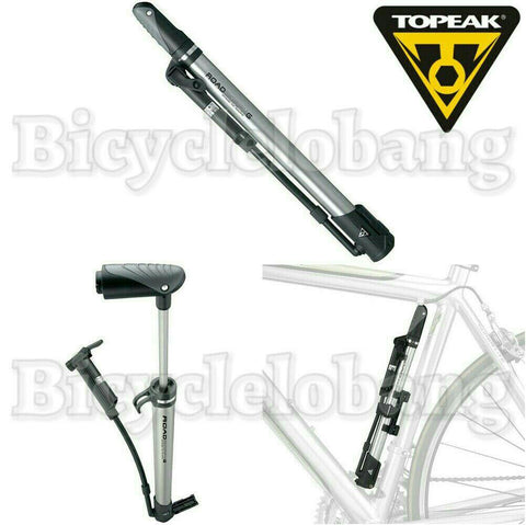 Topeak Road Morph Pump With Gauge