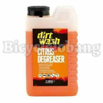 Weldtite DirtWash Citrus Degreaser 1Litre, 33.8 oz
