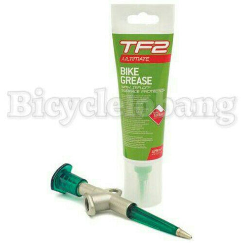 Weldtite TF2 Grease Gun With Teflon Bike Grease 125ml