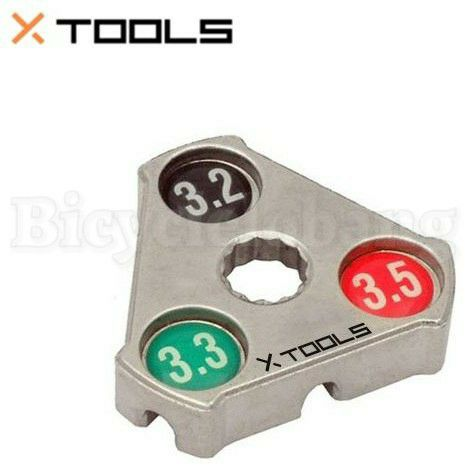 X-Tools Spoke Key 3