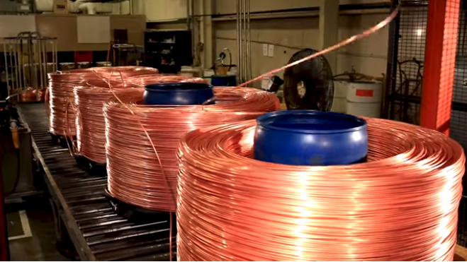 How Wire and Cable is Made