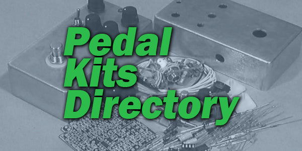 Pedal Effect Kits Directory