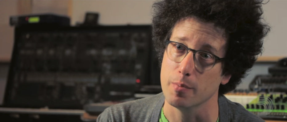 Bass Player Justin Meldal-Johnsen of Beck, Nine Inch Nails on D'Addario American Stage Cables