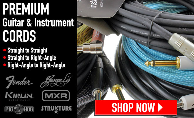Cable Confidential - How Guitar Cable Capacitance Affects Your Tone ...