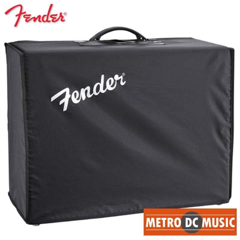 FENDER PARTS ACCESSORIES AMPLIFIER COVERS Genuine Fender HOT ROD DELUXE AMPLIFIER COVER with Handle Opening & Logo NEW