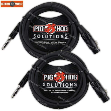 NF-Phonokabel Cinch XLR male Sommer Cable 2x 1m Adapterkabel STRATOS Hicon