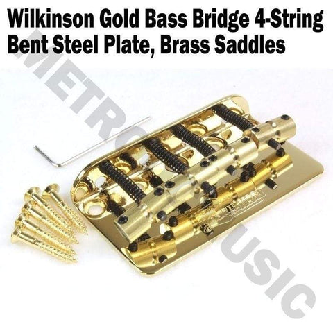 Wilkinson Bass Bridges