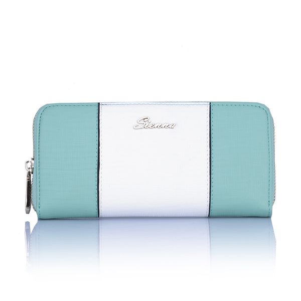 Sienna SNWLT616 BL Wallet Colour White/Green