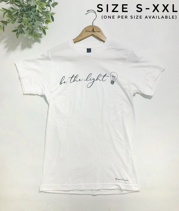 """Be the Light"" Tee"