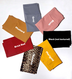 Plus Texture Pencil Skirts (1X-3X)