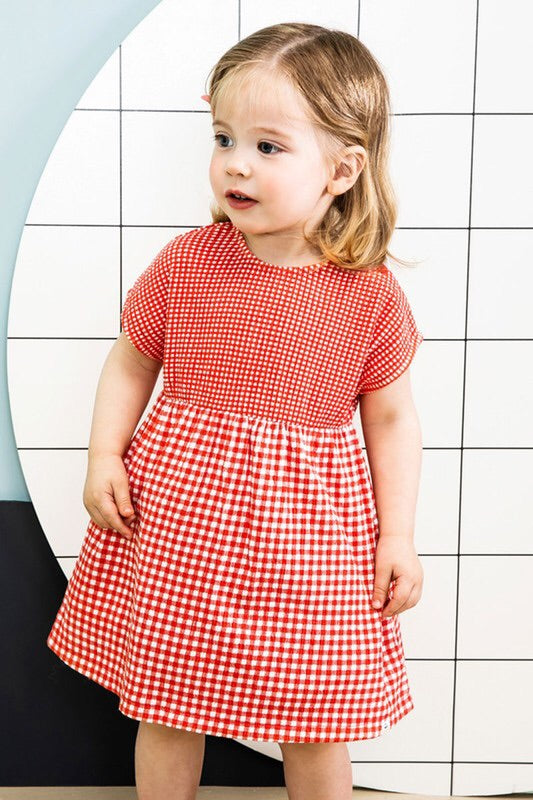 """Saturday Picnic"" Dress (Toddler)"