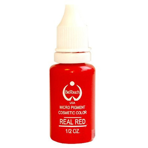 Micro pigment Colour  REAL RED