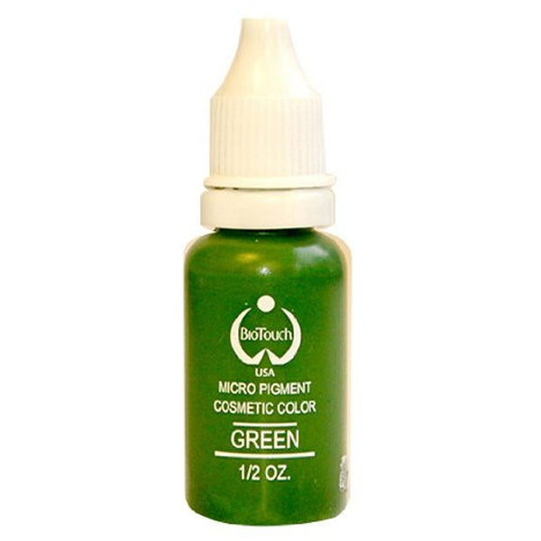 Micropigment Colour  Green
