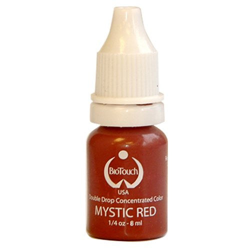 Micro pigment Colour  MYSTIC RED