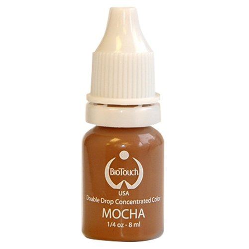 Biotouch Double Drop  Mocha 0.25 oz