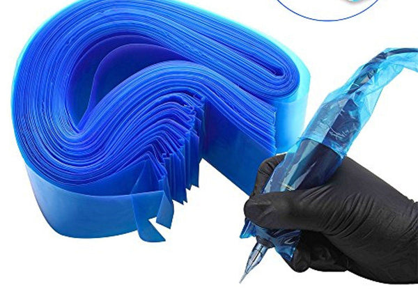 Machine cord barrier Film Sleeves